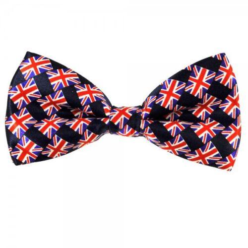 BNIB Great Britain Union Jack Bow Tie