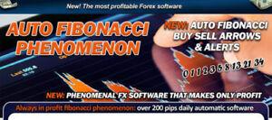 Consciencieux Auto Fibonacci Phenomenon No Repaint Mt4 Forex Softwere