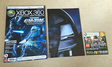 Official Xbox 360 Magazine Issue 63- September 2010- Star Wars Cover- With Demo