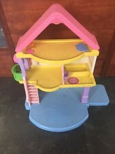 "Fisher Price Mattel 2005 Doll House ""My First Home"" J0236"