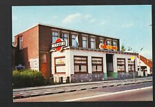 "HALFWEG (PAYS-BAS) HOTEL-CAFE-RESTAURANT ""DE KEIZERSKROON"" Publicité MARTINI"