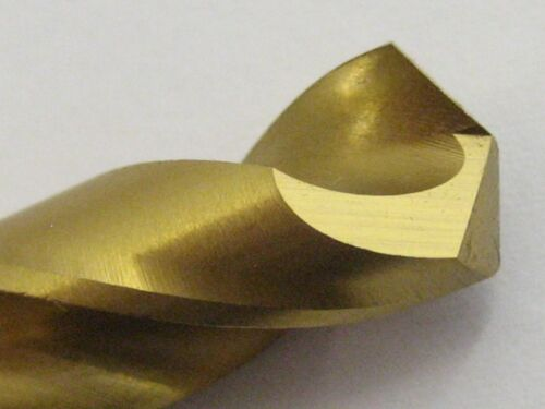 4.2mm HSSCo 8 Cobalto Trapano Tin rivestita jobber EUROPA Strumento OSBORN 8105050420 #P274