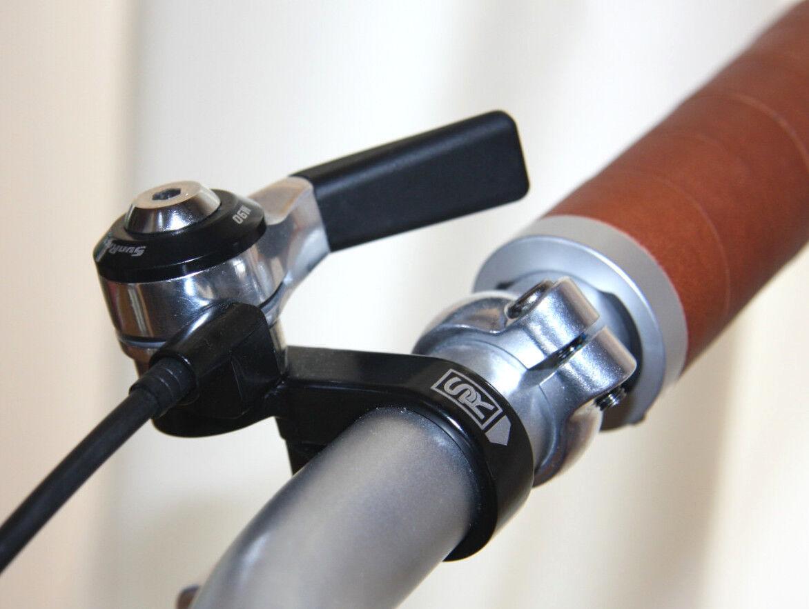 SunRace Fahrrad Schalthebel Trigger SLM96 9-fach Rechts Shifter Friction