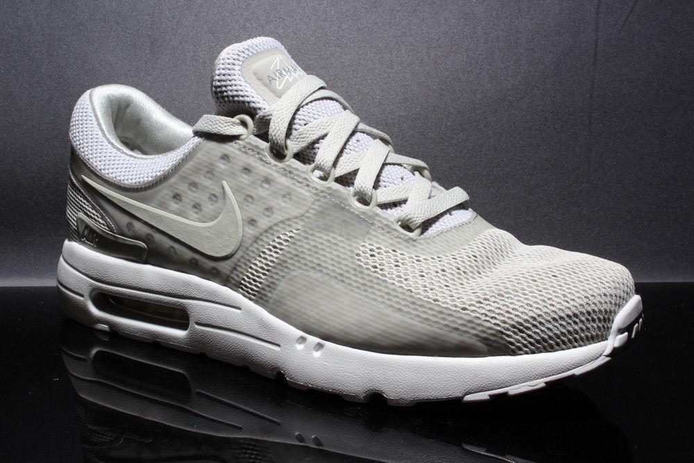 Nike Air Max  Zero Mens BR Pale grigio  Pale grigio 903892 -002 s SZ 12  100% nuovo di zecca con qualità originale