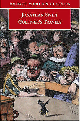 Gulliver's Travels by Jonathan Swift (Paperback, 2005)