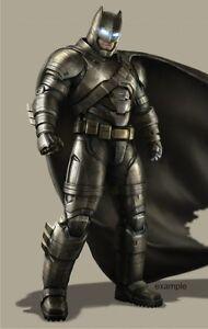 Mech Batman armor suit blueprints for EVA Foam DIY* kit   eBay