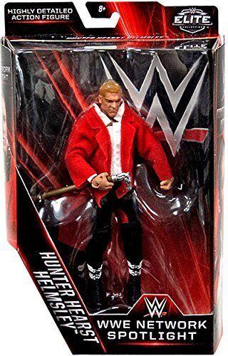 Wwe Dreifach H Netzwerk Hhh Elite Serie Wrestling Mattel Actionfigur Zubehör