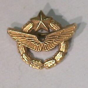 Insigne-Miniature-Reduction-Brevet-pilote-Aeronaval-Guerre-INDOCHINE