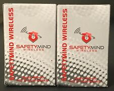 "Brand New ""2"" Safetymind Wireless 8839-433 Remote Keyfob Compatible DSC WS4939"