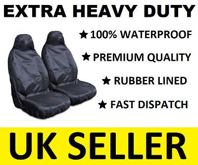 100/% WATERPROOF JEEP RENEGADE PREMIUM CAR SEAT COVER PROTECTOR X1 BLACK