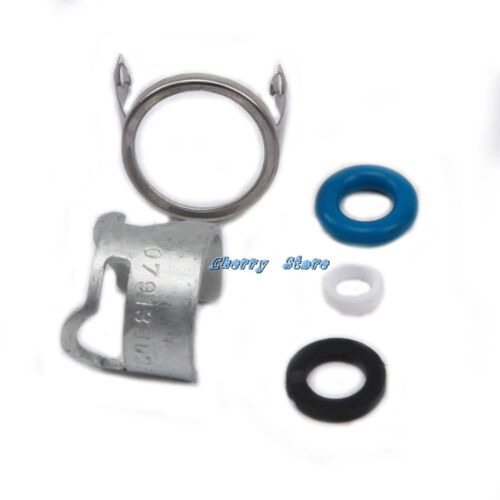 Fuel Injector Seal Kit Injection Nozzle O-ring Fit For Audi A4 A5 A6 VW Touareg