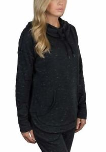 Image is loading NWT-Women-039-s-Black-CHAMPION-Hoodie-Sweater- cf056b8062