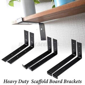 2Pcs-DIY-Shelf-Brackets-9-5-034-X5-034-Retro-Style-Wall-Mount-Floating-Boards-W
