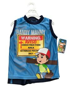 Handy-Manny-2-Piece-Outfit-Handy-Manny-Outfit-Handy-Manny-Set