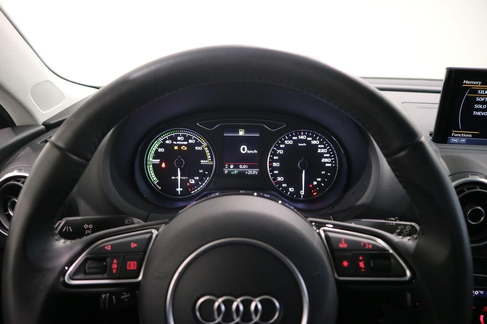 Audi A3 1,4 e-tron Ambition Sportback S-tr. - billede 3