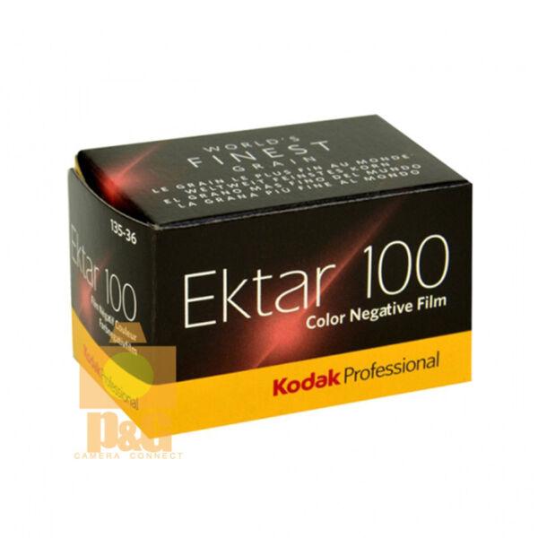100% De Qualité Neuf Kodak Professional Ektar 100 Color Negative 35 Mm Roll Film 36 Expositions