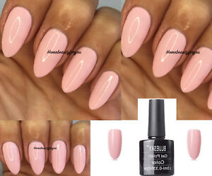 Image Is Loading BLUESKY KA1460 ROSE QUARTZ PINK LIGHT NAIL