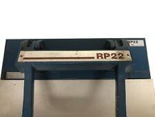 Ryobi 3302 Plate Punch