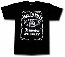 Jack Daniel's Jack Daniel Old No.7 Tshirt T-shirt- Original from JD Distributor