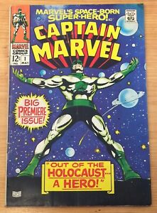 Captain-Marvel-Out-of-the-Holocaust-A-Hero-May-1-1968-Premier-Issue