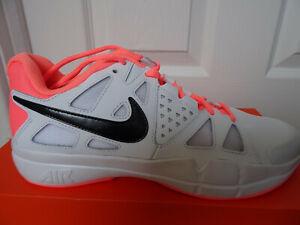 Detalles de Nike Air Vapor Advantage Cly Zapatillas Zapatos 819661 101 UK 7 EU 41 nos 9.5 Nuevo + Caja ver título original