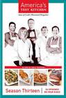 Americas Test Kitchen: Season Thirteen (DVD, 2013, 4-Disc Set)