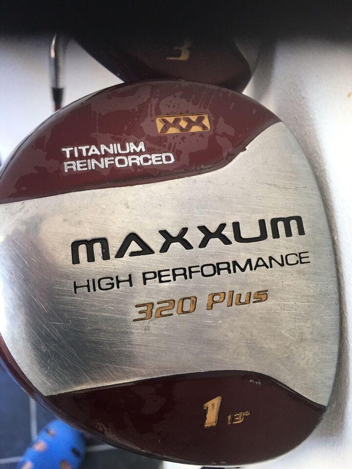 Andet, andet materiale, MAXXUM Titanium