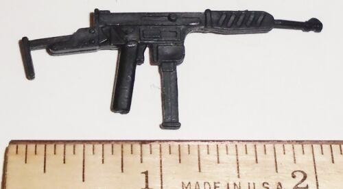 1986 Beachhead Mold BIN A47  G I JOE Accessory       Black WASP XF-7 SMG Gun