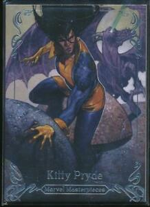 2018-Marvel-Masterpieces-Trading-Card-31-Kitty-Pryde-1999