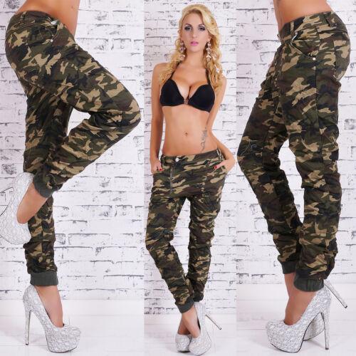 SIMPLY CHIC   camouflage Boyfriend Style Gr.34-40