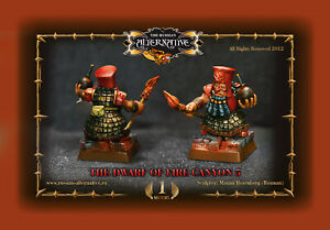Dwarf of Fire Canyon 5 RESIN