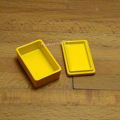 Dollhouse Miniature Toy 1:12 kitchen wooden Orange Spice Flavor shelf RL1341B