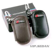 Sline BrownTure Leather Car Key Case Remote Key Bag For S5 S3 S4 S6 A3 A4 Q3 Q5