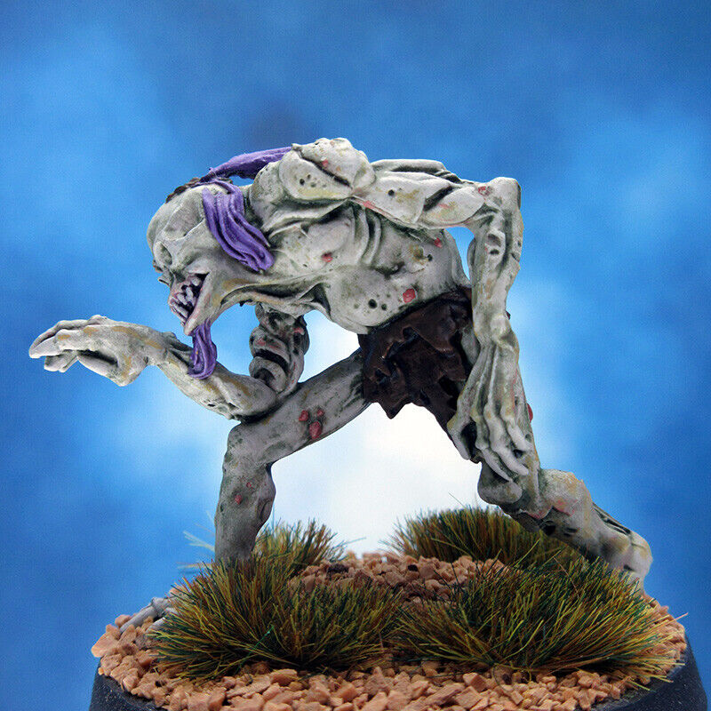 Painted RAFM Miniatures Undead Troll