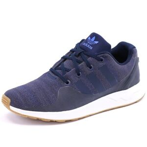 b989fda8b836e Adidas Originals Mens ZX Flux ADV Tech S80573 Navy Trainers UK 6.5 ...