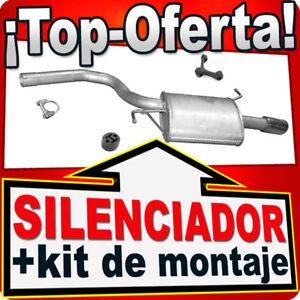 Silenciador-Trasero-AUDI-A4-2-0-100KW-SEDAN-FAMILIAR-00-08-Escape-LLE