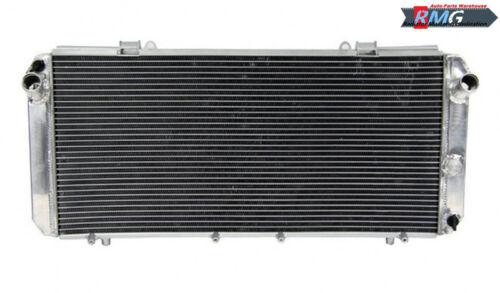 2Row Aluminum Radiator For 1990-1997 Toyota MR2Turbo  2.0L I4  91 92 93 94 95 96