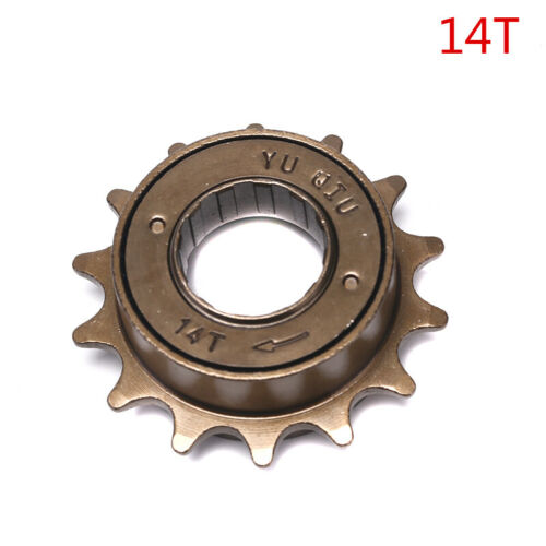 1pc Single Speed Freewheel Steel Bike Bicycle Flywheel Cycling Accessories HU