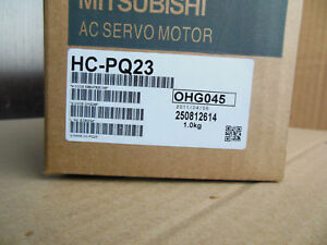 MITSUBISHI SERVO MOTOR HC-PQ23 FREE EXPEDITED SHIPPING HCPQ23 NEW