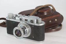 FED 1 Russian RF Camera Industar 10