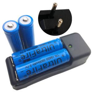 4pcs-18650-3800mAh-3-7V-Li-ion-Batterie-Rechargeable-Battery-and-4-2V-EU-Charger