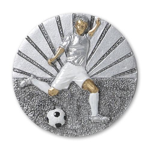 Sport Embleme 70 mm 3D Fußball Schwimmen Poker Feuerwehr Dart Bowling vielemehr