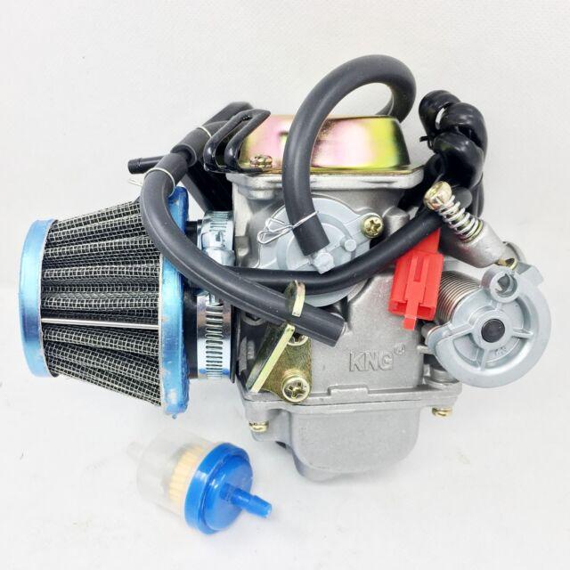 Performance Carburetor W/ Filter for Dazon Raider 150 150cc Go Kart Cart