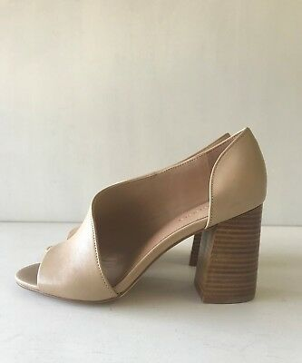 COUNTRY ROAD : SZ 39,40 [CR LOVE] trenery cassie heel nougat leather 8,9 | eBay