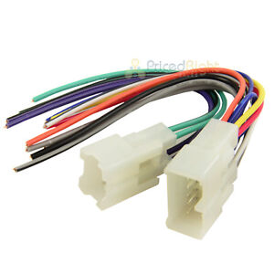 toy 1950 car wire harness toyota scion 1987 up wiring installation rh ebay com Toyota Engine Wiring Harness Toyota Engine Wiring Harness