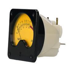 Vu Meter Panel Vu Meters Warm Back Light Db Sound Level Indicator R3t2