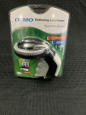 New Listingembossing Label Maker With 3 Dymo Labeling Tapes Clicker Sticker Crafting Usa