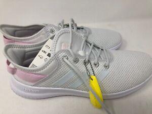 Adidas Cloudfoam CF QTFLEX mesh White