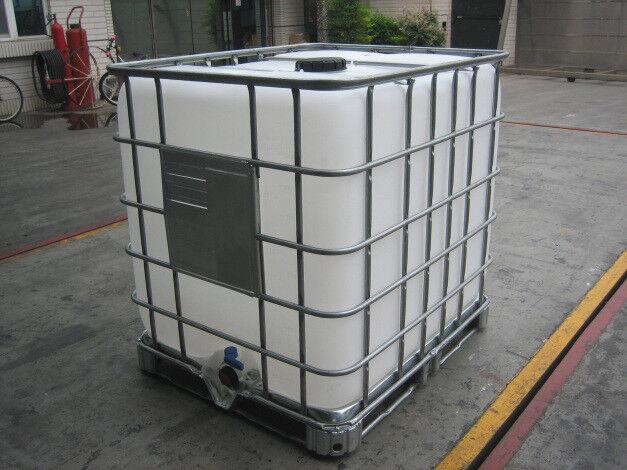 275 gallon IBC tote water storage container tank Food Grade and Non Food Grade