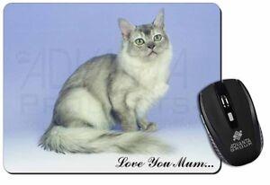 Tiffanie Cat Love You Mum Computer Mouse Mat Christmas Gift Idea Ac 113lymm Ebay